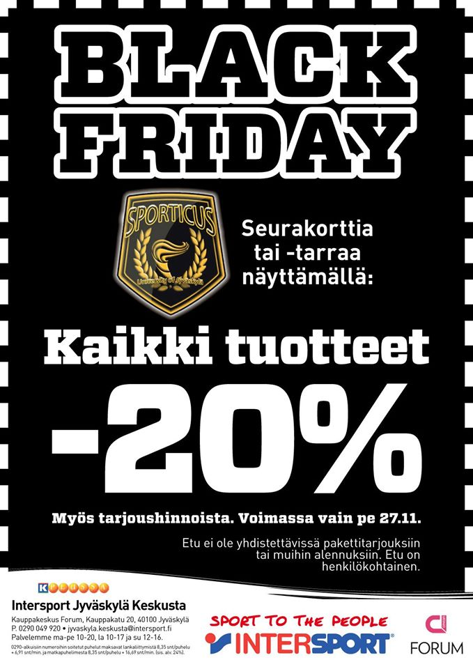 intersport blackfriday